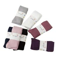 Kids Toddler Baby Girls Warm Cotton Tights Stockings Pantyhose Pants Socks