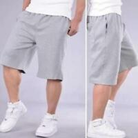 Big Size Mens Loose Baggy Hip-hop Sports Shorts New Pants Trousers 2XL-7XL
