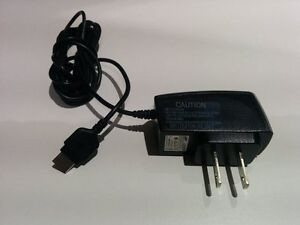 5v SamSung battery charger (2s) SGH X830 cell phone wall plug power adapter