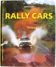 RALLY CARS REINHARD KLEIN, MOTORSPORT CAR BOOK