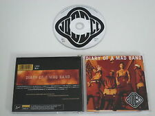 JODECI/DIARY OF A MAD BAND(MCA/UPTOWN MCD 11019) CD ALBUM