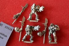 Games Workshop Warhammer 40k Grey Knights Knight in Power Armour Metal Figure E5