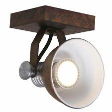 LED Deckenleuchte Spot Steinhauer 1533B Wandlampe Vintage Industriedesign GU10