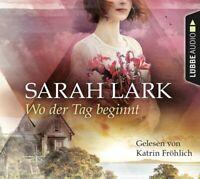 WO DER TAG BEGINNT - LARK,SARAH  6 CD NEW