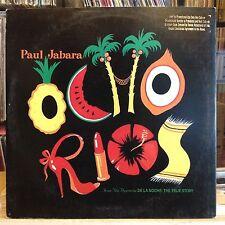 """[SOUL/FUNK/JAZZ]~NM 12""""~PAUL JABARA~De La Noche~Ocho Rios~{Extended~Instru]"""