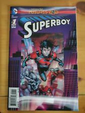SUPERBOY: Futures End #1 One-Shot (2014 The NEW 52, DC Comics) ~ VF/NM Book