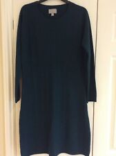 PURE COLLECTION CASHMERE MIX KNITTED DRESS - SIZE 14 - EXCELLENT CONDITION