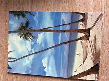 U1-3 Postcard used cebu coast the phillipines