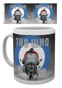 The Who Quadrophenia  Ceramic Mug (ge)