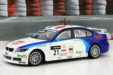 1:24 MOTOrama BMW 320SI 21# WTCC Car Die Cast Model