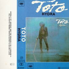"K 7 AUDIO (TAPE)  TOTO  ""HYDRA"""
