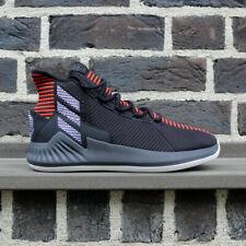 adidas D Rose 9 AQ0039 Basketball Men Shoes Black White Red Bulls NEW DS 10.5