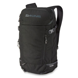 Dakine Heli Pro Black 24L Snowboard Ski Backpack 2021