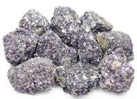 """NATURAL SPECIMEN - (1) 1.75"""" LEPIDOLITE Rough Crystal Cluster w/Description Card"""