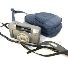 Canon Sure Shot Z115 35mm Point & Shoot Film Camera - 38-115mm Zoom Case & Strap