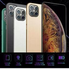 Android Cellphone i12 Pro 12Gb+512Gb Smartphone 6.6' Face Fingerprint unlock