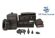 DIY Pondless Waterfall Complete Kit w/2000gph pump-pond-water garden-Fish/Koi!!
