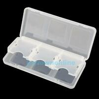 6in1 Game Card Case Holder Cartridge Box Protect for Nintendo 3DS XL LL DS Lite