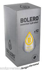 Bolero ICE TEA Lemon- Eistee Zitrone - 12 Beutel für 18 Liter