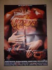 Mandingo  /   Original Filmplakat Din A1