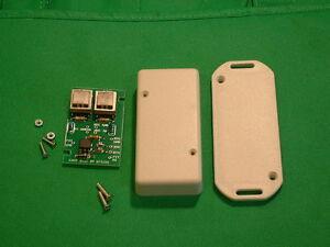 """""""EASY DIGI™"""" Digital Sound Card Interface PSK RTTY SSTV NBEMS JT-65 DIY KIT"""