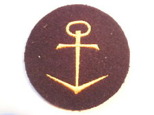 Navy Abz. transport & Marine safe. Unteroffiz. and Teams - 6cm Diameter
