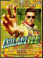 KHILADI 786 (AKSHAY KUMAR, ASIN) - BOLLYWOOD HINDI DVD