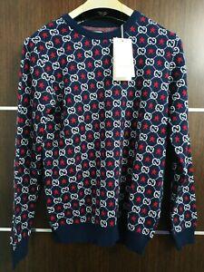New  Gucci  Vintage  Men Women  T-Shirt Cotton 100% Authentic Size M L XL XXL