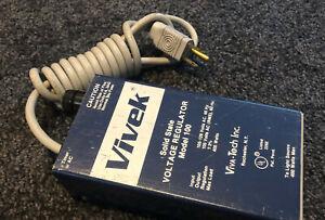 Vivek Model 100 Solid State Voltage Regulator