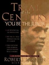 OJ Simpson - Trial of the Century, You be the Juror - Free Immediate Shipping