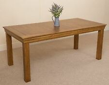 Oak Country Fixed Kitchen & Dining Tables