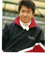 Hideshi Matsuda Dick Simon 8x10 Promo Photo
