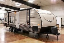 2017 Cherokee Grey Wolf 26BH Used Bunkhouse Travel Trailer for Sale Cheap!
