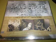 Gang Starr Discipline UK CD Single *SEALED*  (Star)