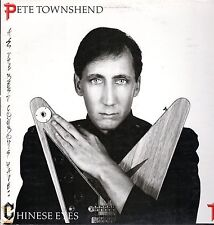 Pete Townshend  LP ATCO  1982 SD-38-149, All the Best Cowboys Have Chinese Eyes