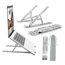 Adjustable Laptop Stand Aluminum Laptop Computer Tablet Portable Ergonomic Stand