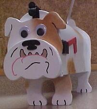 💗 Bulldog Pitbull Mailbox Custom Animal Mailboxes Postal Mail Box Bull Dog Pit