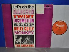 The Shakers same german first press on Polydor Vinyl LP plays great cleaned