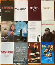 Lot of 24 Movie Screenplays in Book Form