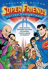 Challenge Of The Superfriends - United They Stand (DVD, 2004)