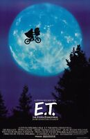 E.T. movie poster 11 x 17 inches  E.T. The Extra Terrestrial poster (style c)