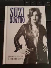Suzi Quatro - The Girl from Detroit City GLAMBOX 150 signiert 4x CD Box Set