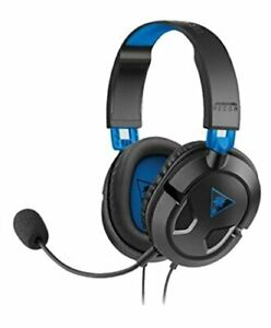 Turtle Beach Ear Force Recon 50P Stereo Gaming Headset with Microphone (New)