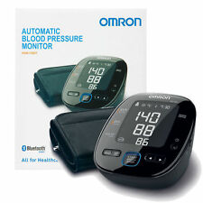 OMRON BLUETOOTH AUTOMATIC ARM BLOOD PRESSURE MONITOR SMART PHONE HEM 7280T