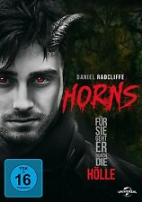 HORNS  DVD NEU