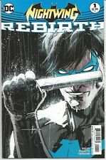Nightwing #1 : DC Rebirth : September 2016