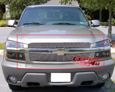 Fits Chevy Avalanche Vertical Billet Grille 01-06