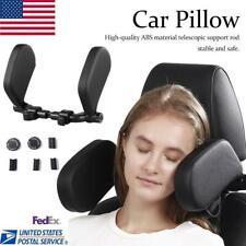 Car Neck Support Head Restraint Car Seat Pillow Headrest Travel Sleeping Cushion
