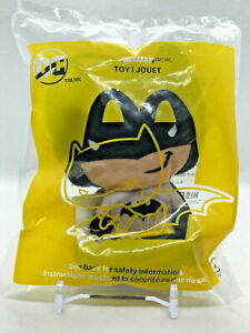 BATMAN DC Comics Plush Heroes 2021 McDonald's Happy Meal Toy Canada