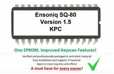 Ensoniq SQ-80 - Keyscan Version 1.5 Update Firmware [Dernières Kpc OS ] pour